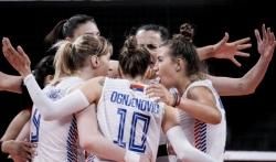 Poraz odbojkašica Srbije od Brazila na OI