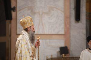 Porfirije: Odvojenost Crkve i države najbolji mogući princip