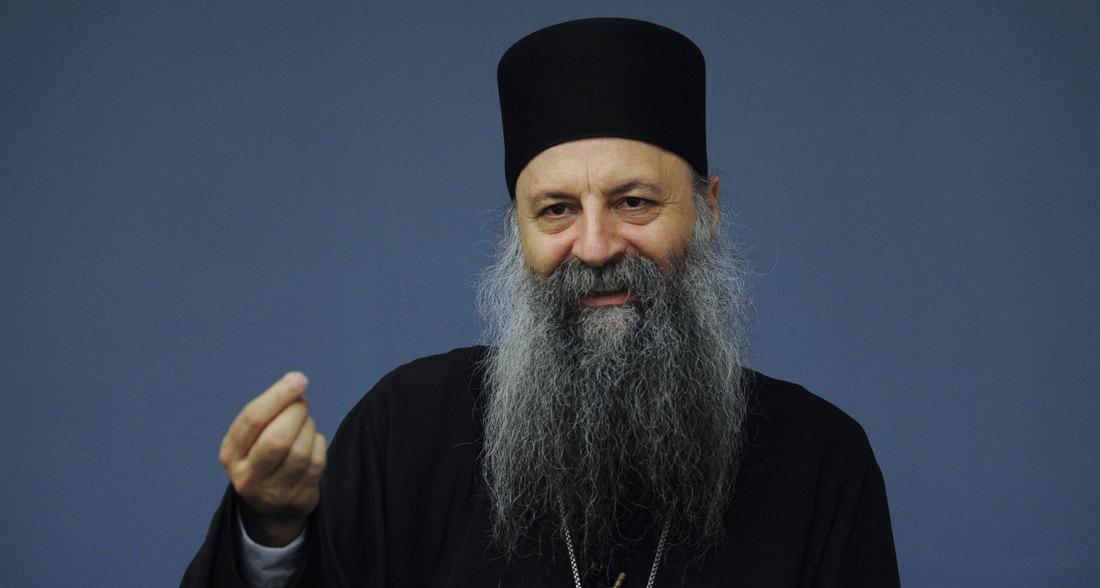 Porfirije: Vlast Crne Gore da uči od Joanikija i sveštenika koje su zatvorili
