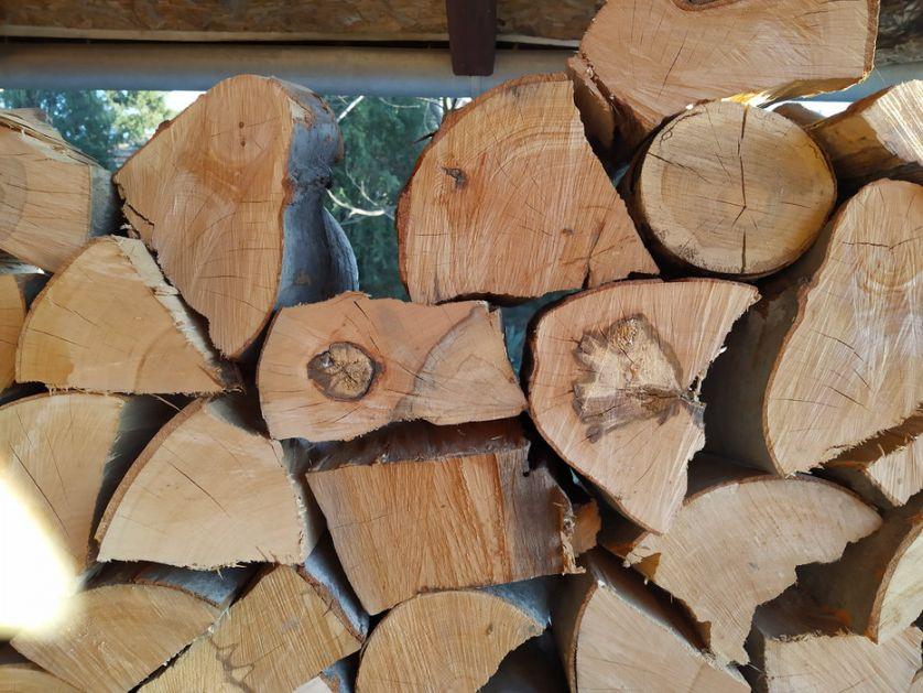 Porodicama na Kosova i Metohije podeljena drva za ogrev