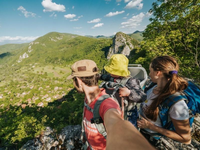 Porodični vikendi u prirodi kao najava festivala u kanjonu Jerme