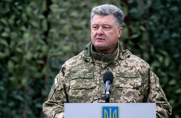 RT: Porošenko i SNBO Ukrajine podržali proglašenje ratnog stanja