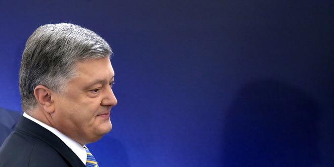 Porošenko zatražio pomoć od Nemačke