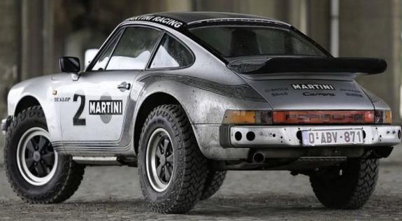 Porsche 911 SUV je dobra ideja