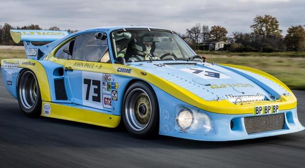 Porsche 935 na prodaju za 2,1 milion dolara