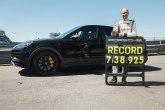 Porsche Cayenne Coupe novi rekorder Nirburgringa VIDEO