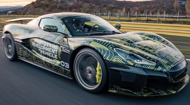 Porsche povećao udeo u kompaniji Rimac Automobili na 24 posto