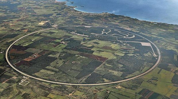 Porsche renovirao kompleks test staza Nardo
