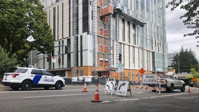 Portland: Hapšenja, zaplene šipki i drugog oružja tokom protesta ultradesničara i antifašista