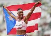 Portoriku zlato na 100 metara s preponama