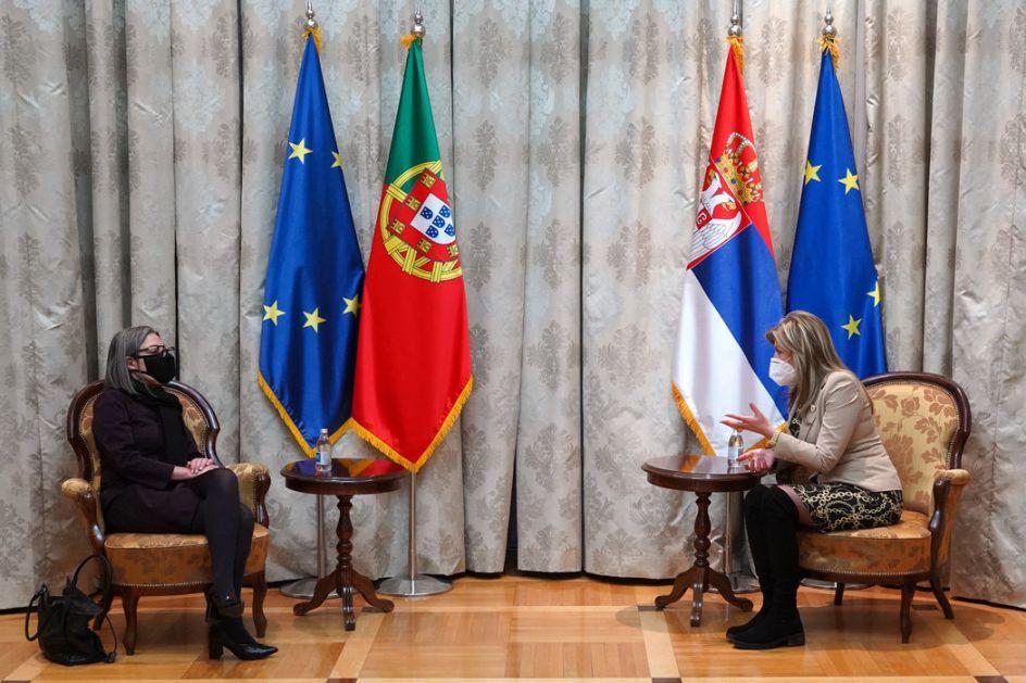 Portugalsko predsedavanje EU početkom 2021. godine