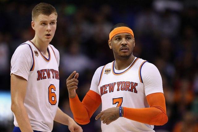 Porzingis: Voleo bih vidim Mela ponovo u NBA