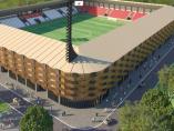 Posao gradnje novog stadiona u Leskovcu dobila novosadska firma GAT