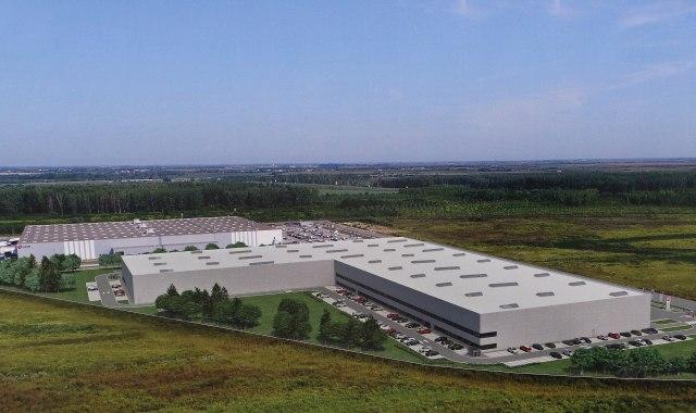 Posao za preko 500 ljudi u novoj fabrici: Pre par godina ovde je bila livada