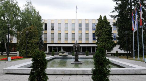 Posebna sednica Narodne skupštine RS na zahtev Dodika