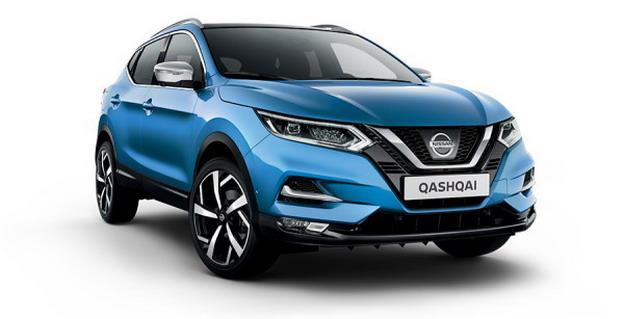 Posebne ponude za Nissan Qashqai