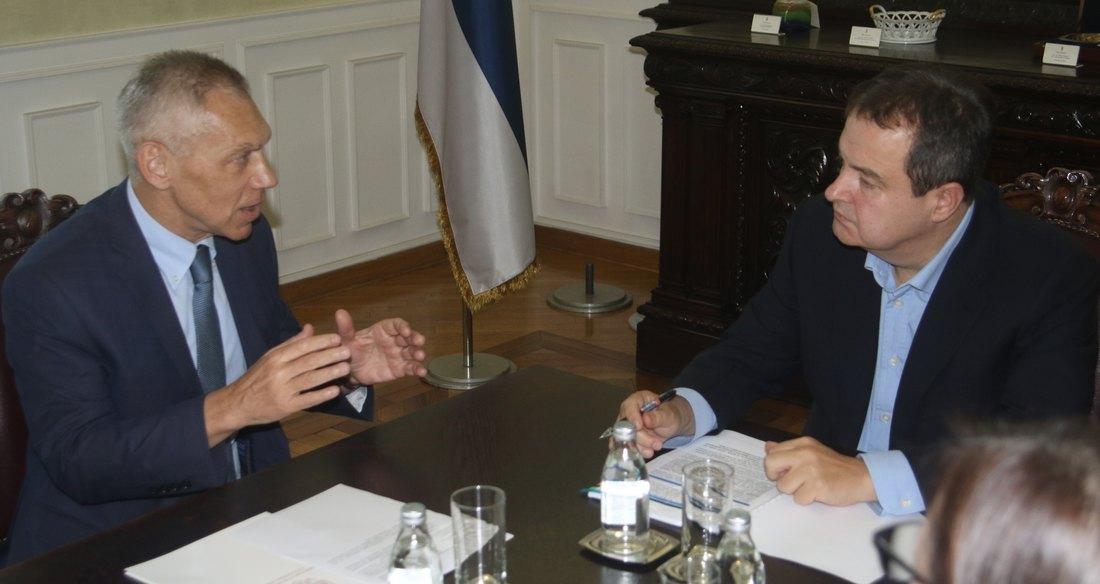 Poseta Medvedeva od značaja za dalje produbljivanje saradnje