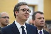 Poseta Moskvi potvrda dobrih odnosa Vučića i Putina