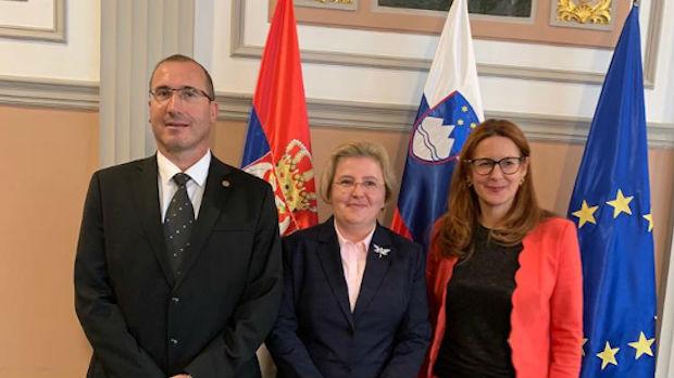 Poseta Republičkog javnog tužioca Zagorke Dolovac Republici Sloveniji