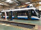 Poseta fabrici šinskih vozila u Moskvi: Beograd planira da širi tramvajsku i trolejbusku mrežu FOTO
