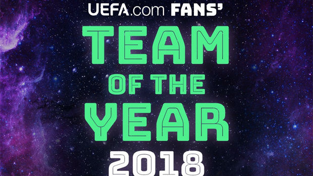 Posetioci Uefinog sajta izabrali tim godine: Modriću najviše glasova