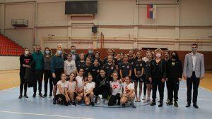"""Posetom Marine Maljković, promocija """"Instituta za ženski sport"""" krenula iz Požarevca"""