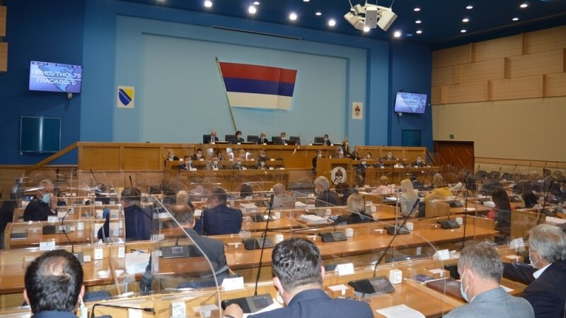 Poslanici Skupštine Republike Srpske o povećanju budžeta