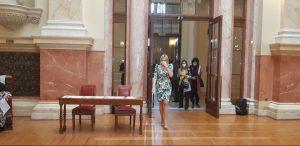 Nova Vlada položila zakletvu pred poslanicima Skupštine Srbije