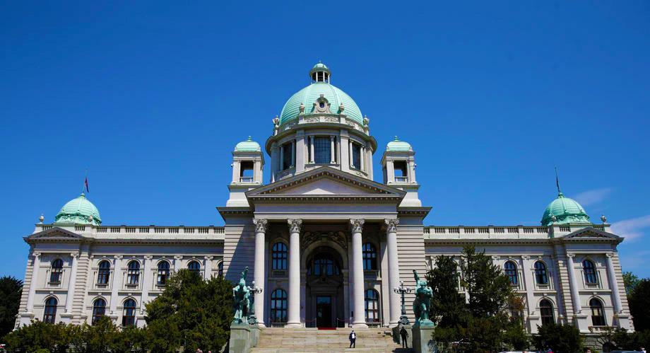 Skupština Srbije završila današnji rad - Vladimir Dimitrijević ponovo predsednik RIK-a