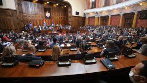 Poslanici danas o izmenama i dopunama Zakona o finansijskoj podršci porodici sa decom