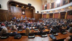 Poslanici danas o sudijama i međunarodnim sporazumima