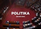 Počela vanredna sednica Skupštine Srbije
