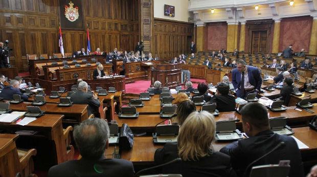 Poslanici nastavili raspravu o Tijaninom zakonu