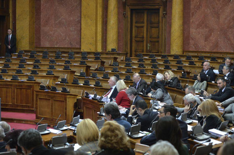 Poslanici raspravljaju o amandmanima na Tijanin zakon