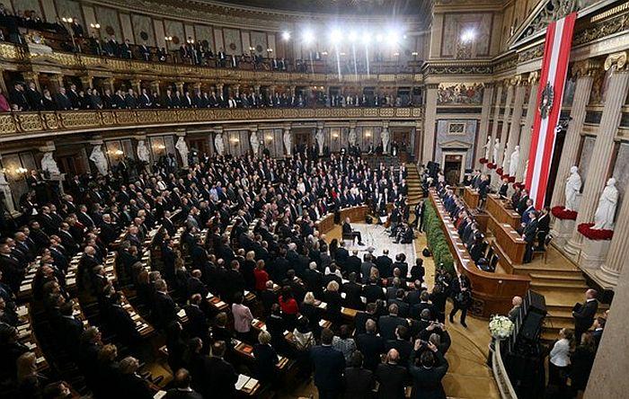 Poslanici u parlamentu Austrije doviknuo: Nisi u Bosni!