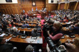 Poslanici usvojili izmene zakona o kulturi i o informaciono-bibliotečkoj delatnosti