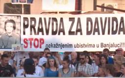 Poslanik u Skupštini RS: Ubistvo Davida Dragičevića organizovao vrh MUP RS