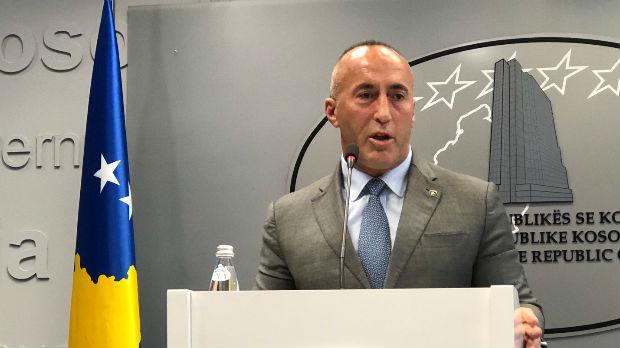 O statusu Haradinaja odlučuje sud