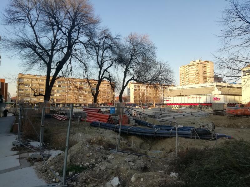 Posle Niša i u Leskovcu se razmišlja o raskidu saradnje sa Bauvezenom zbog kašnjenja radova na Trgu