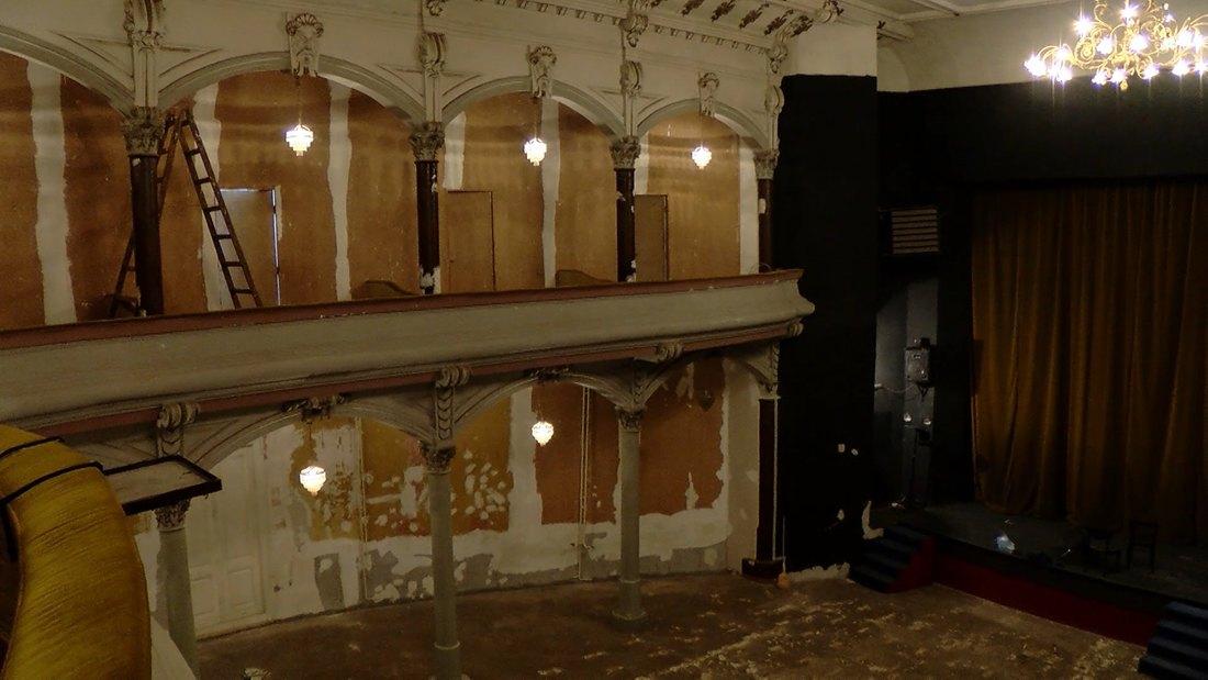 Posle četiri decenije obnavlja se pozorišna sala u Vršcu