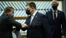 Posle sastanka s kolegom iz Slovenije ministri baltičkih zemalja u karantinu