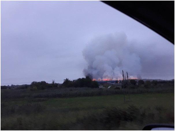 Posle sedam dana ugašen požar na deponiji u Prijepolju