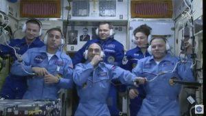 Posle šest meseci u MSS astronauti se bezbedno vratili na Zemlju