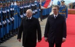 Lukašenko: Belorusija poštuje želju Srbije da udje u EU