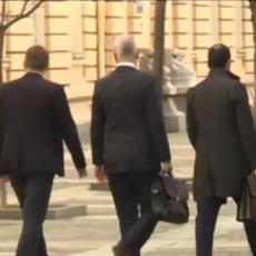 Posle višemesečnog izbegavanja, Zelenović se konačno pojavio na sudu! O pet miliona evra NIJE REKAO NI REČ!