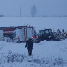 Poslednja informacija iz Rusije: Dekodirane crne kutije iz aviona koji se srušio, OTKRIVEN uzrok pada?! (VIDEO)