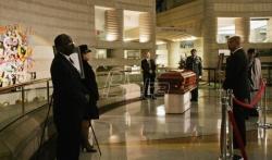 Poslednja pošta Areti Frenklin u Muzeju afroameričke istorije Čarls H. Rajt u Detroitu