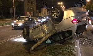Poslednje preticanje u životu! Teška saobraćajka kod Zrenjanina, vozač opela poginuo!