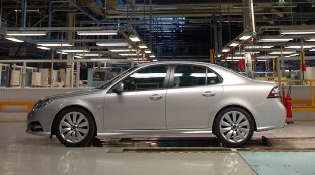 Poslednji Saab 9-3 prodat za skoro 48.000 dolara