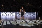 Poslednji koš Novice Veličkovića za Partizan VIDEO